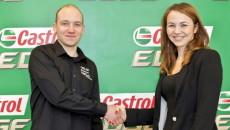 Paweł Trela podpisał umowę na promowanie marki olejowej Castrol EDGE na zawodach […]