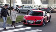 Przyszłe modele Audi e-tron będą poruszały się na długich odcinkach wykorzystując praktycznie […]