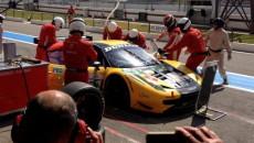 Michał Broniszewski i Philipp Peter stanęli na podium klasy GT Pro w […]