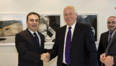 Alians Renault-Nissan, AVTOVAZ, Russian Technologies i Troika Dialog podpisały w Paryżu protokół […]