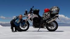 """29 maja br. Ania Jackowska, podróżniczka, autorka książek """"Kobieta na motocyklu"""" i […]"""