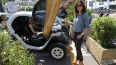 Katarzyna Glinka, ambasadorka Renault w Polsce, testowała model Twizy z gamy Renault […]