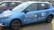 Renault Polska udostępni dwa samochody, Renault Scénic oraz Grand Scénic, Komitetowi Organizacyjnemu […]