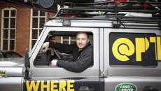 """Land Rover przyznał tegoroczne stypendium w ramach programu """"Go Beyond"""". Otrzymała go […]"""