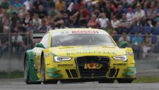Startujący z pole position Włoch Edoardo Mortara w Audi ze Sport Team […]