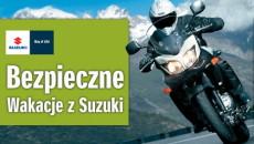 Przed wyruszeniem w podróż jednośladem na upragnione wakacje, Suzuki zachęca do skorzystania […]