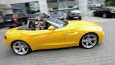 Odkrywanie radości z jazdy bezkompromisowym roadsterem BMW Z4 było tematem kolejnej kobiecej […]