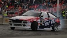Jadący w barwach Orlen Team, Toyotą Corollą AE 86, Kuba Przygoński, dachował […]