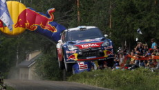 Sebastien Loeb i Daniel Elena (Citroen DS3 WRC) wygrali rajd Finlandii, ósmą […]