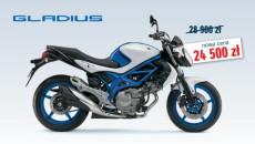 Suzuki ma dobre wiadomości dla fanów jednośladów. Wprowadzone zostały nowe, atrakcyjniejsze ceny […]