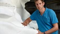Pierwszy element abstrakcyjnego popiersia słynnego kierowcy wyścigowego i inżyniera – Louisa Chevroleta […]