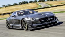 """Podczas salonu samochodowego w São Paulo debiutuje nowy SLS AMG GT3 """"45th […]"""