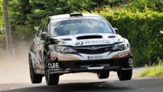 Kajetan Kajetanowicz i Jarosław Baran w Subaru Impreza RT, którzy już zapewnili […]
