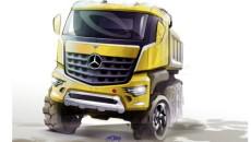 Mercedes-Benz Trucks kontynuuje odświeżanie swojej gamy modelowej. Do nowego, dalekobieżnego Actrosa i […]