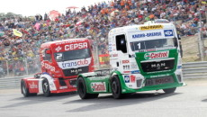 Jochen Hahn wygraną na torze Le Mans przypieczętował triumf w wyścigach Truck […]