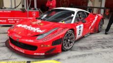 Michał Broniszewski, Philipp Peter i Daniel Zampieri w samochodzie Ferrari 458 Italia […]