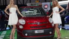 Marka Fiat i model Fiat 500L byli partnerami Polsatu podczas największej imprezy […]