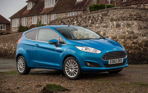 Ford Fiesta Adds European Top Seller Title