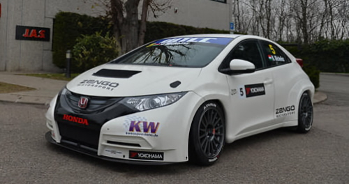 Honda 1 Civic_WTCC