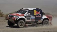 11. etap Rajdu Dakar został przerwany. Do mety zdążyli dojechać motocykliści i […]