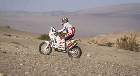 RD 52_Kuba V rajd Dakar