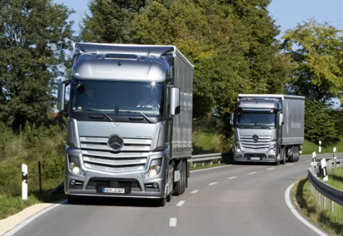 nowy Actros 123