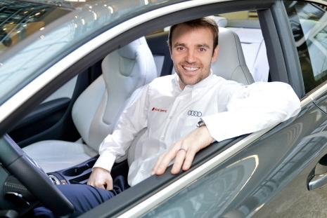 Audi-Fahrerkader fuer DTM 2013 komplett
