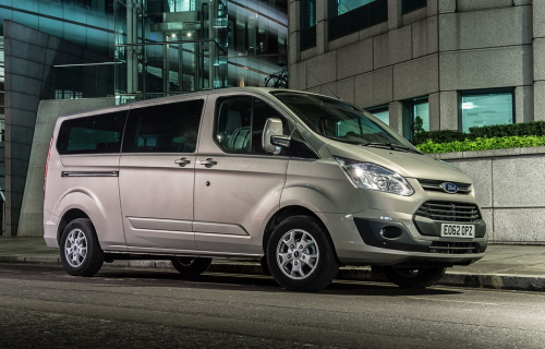 Ford Launches Full Tourneo Range and All-New Ecosport Suv in Gen
