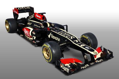 Lotus F1 Team 2013 Launch Photoshoot