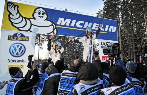 MOTORSPORT : Rallye Sweden - WRC - 07/02/2013