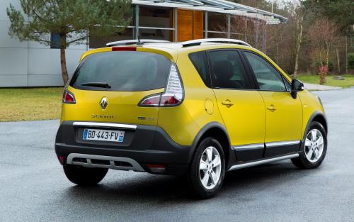 Renault 1_Scenic XMOD