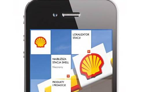 Shell Motorist App_Zdjęcie