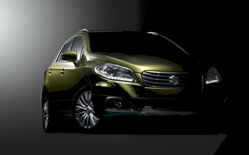 Suzuki 1_crossover_front