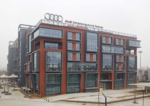 Audi Research & Development-Center Peking, China