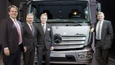 Czwarty i ostatni członek rodziny Mercedes-Benz – nowy Atego, spełniający normę Euro […]