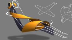 """Trzy najlepsze projekty koncepcyjne foteli samochodowych wybrane podczas międzynarodowego konkursu """"Sit down. […]"""