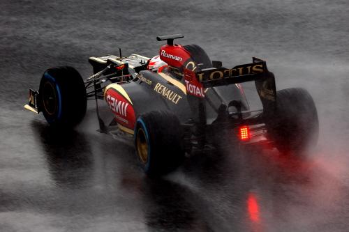 F1 Testing Barcelona 2 - Day 1