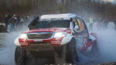 Krzysztof Hołowczyc i Andreas Schulz wygrali 7,7-kilometrowy prolog 20. Italian Baja – […]