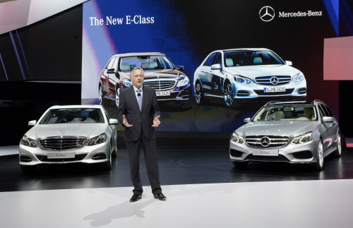 Mercedes-Benz at the Geneva International Auto Show 2013