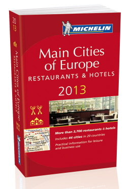 Michelin 34_Guide_2013