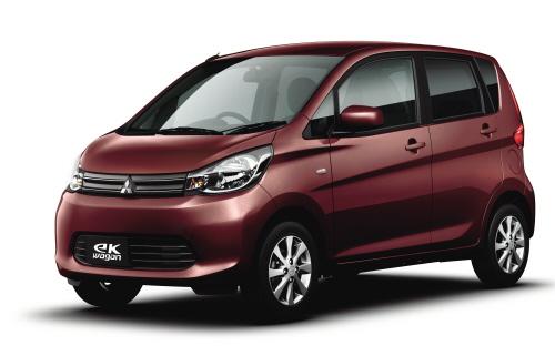 Mitsubishi 1_eK_Wagon