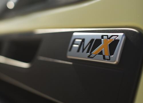 New Volvo FMX