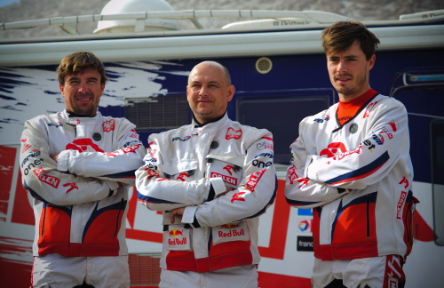 ORLEN 1_Team Dakar 2014