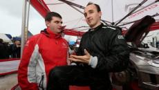 Robert Kubica i Maciej Baran (Citroen DS3 RRC) zakończyli sój udział w […]