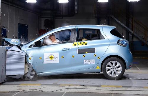 Renault ZOE_Euro NCAP