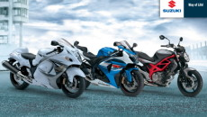 Suzuki przygotowało specjalną ofertę dla motocyklistów. Każdy właściciel nowego jednośladu, zakupionego w […]