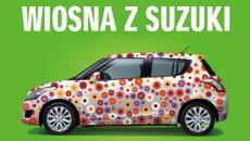Jeszcze przed rozpoczęciem kalendarzowej wiosny Suzuki zaprasza do skorzystania z akcji, w […]