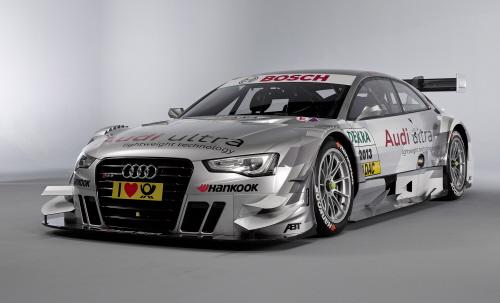Weltpremiere in Genf: Audi RS 5 DTM