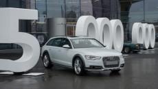 Audi AG świętuje szczególny jubileusz – wyprodukowanie pięciu milionów samochodów z napędem […]