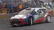 Dopracowane podczas żmudnych testów w tunelu aerodynamicznym, nadwozie Citroëna DS3 RRC dobrze […]
